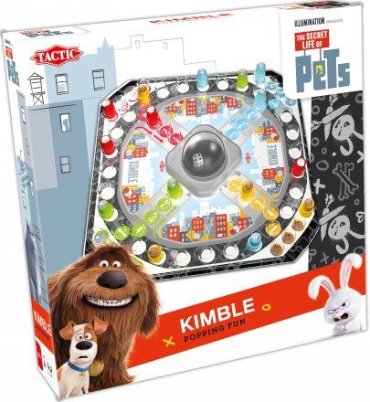 Sekretne Życie Zwierzaków Domowych - Kimble