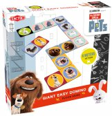 Secret Life of Pets Giant Easy Domino