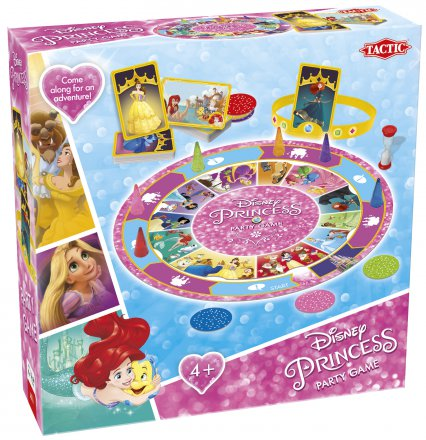 Disney Princess Party Game