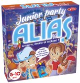 Junior Party Alias, Alias - La course aux Mots