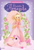 Prinsessa Amanda, tarrapuuhakirja