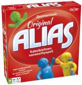 Двуязычный Original Alias / Kaksikielinen Original Alias FI/RU
