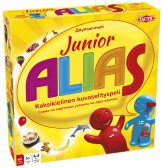 Двуязычный Alias Junior / Kaksikielinen Alias Junior FI/RU