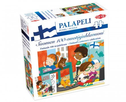 Childrens Finland nowadays, 56 pcs