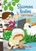 Suomen lasten värityskirja