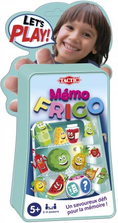 Let's Play Mémo Frigo