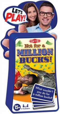Let´s Play Not For a Million Bucks