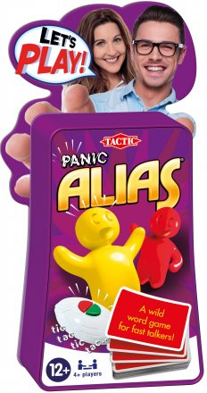 Let´s Play Panic Alias