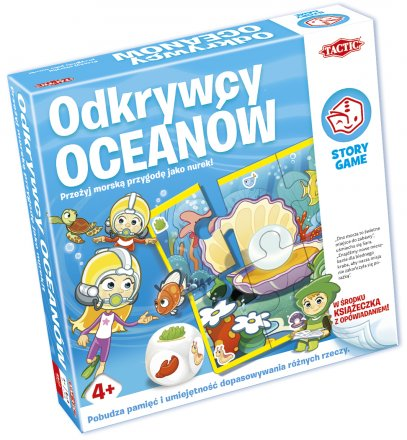 Story Game Odkrywcy oceanów