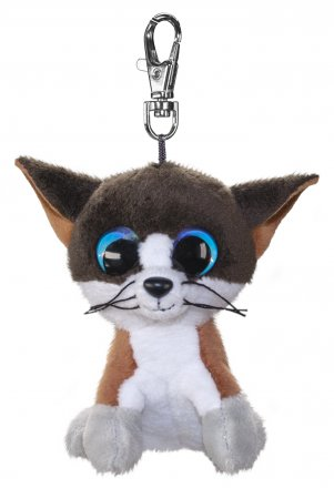 Lumo Cat Forest met clip - Mini - 8,5cm