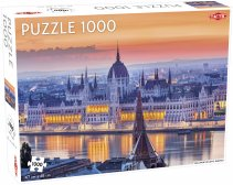 Budapest Castle Hill puzzle