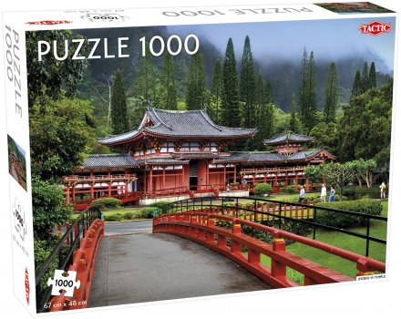 Byodo-In Temple puzzle 1000 pcs