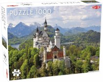 Neuschwanstein Castle palapeli 1000 palaa