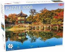 Gyeongbokgung Palace palapeli 1000 palaa