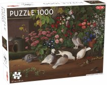 Flowers and Birds puzzle - 1000 stukjes