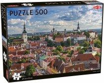 Toompea, Tallinn palapeli 500 palaa