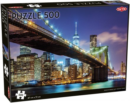 Brooklyn Bridge puzzle 500 pcs