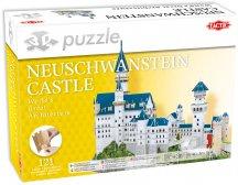 3D Palapeli Neuschwanstein Castle