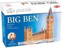 3D Palapeli Big Ben