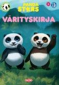 Panda Stars värityskirja