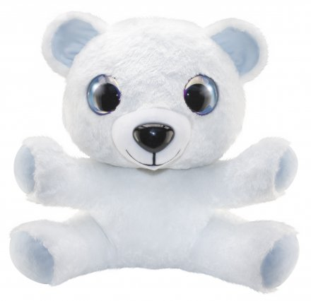 Lumo Stars Polar Bear Nalle - Huge