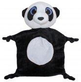 Lumo Stars Panda Pan - Baby blanket uniriepu