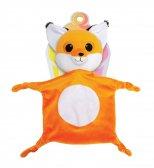 Lumo Stars Fox Repo - Baby blanket uniriepu