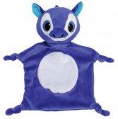 Lumo Stars Unicorn Velvet - Baby blanket uniriepu
