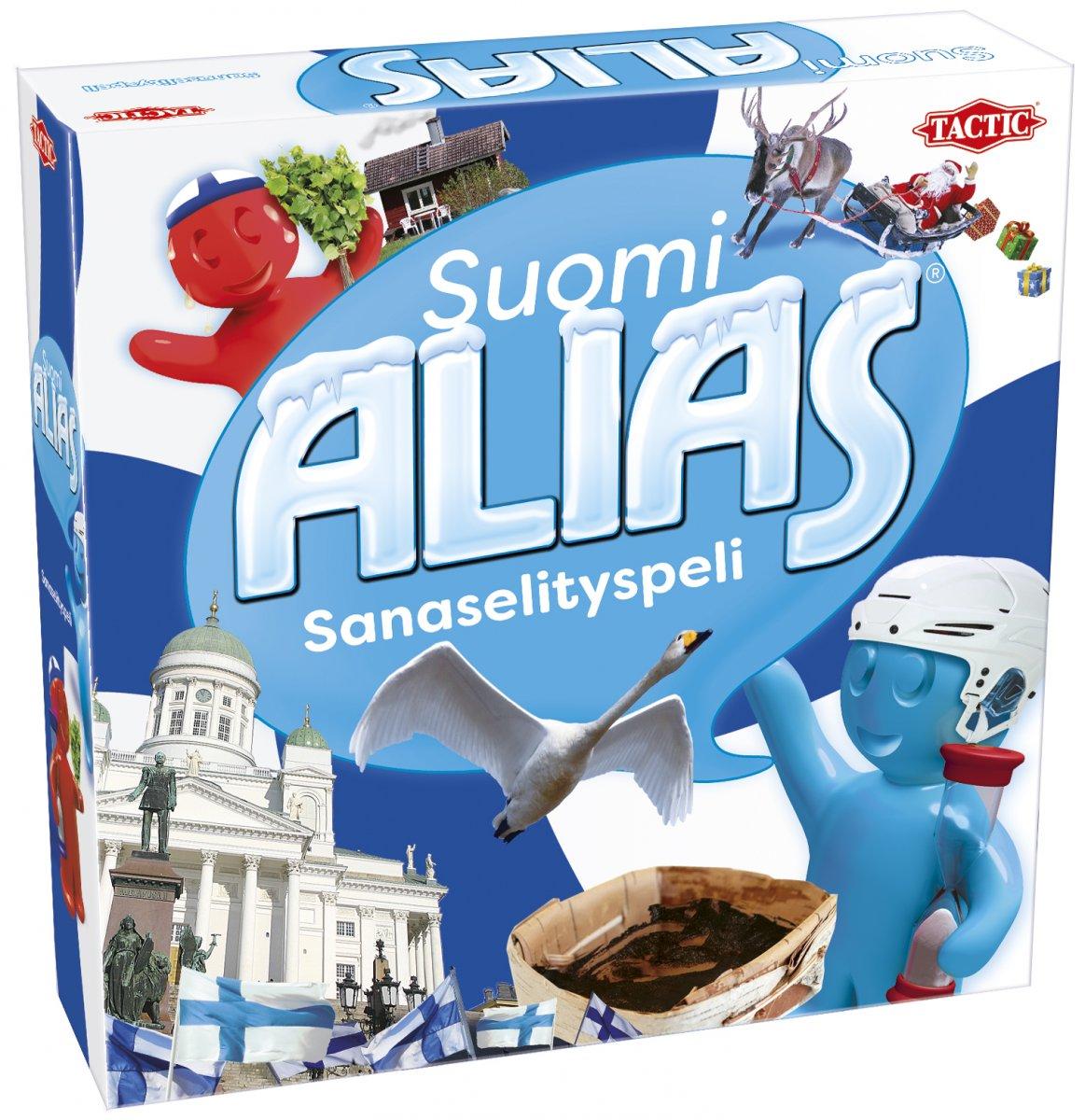 Suomi-Alias