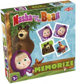 Masha and the Bear Memorize