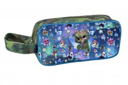 Lumo Stars Camo Pencil Case