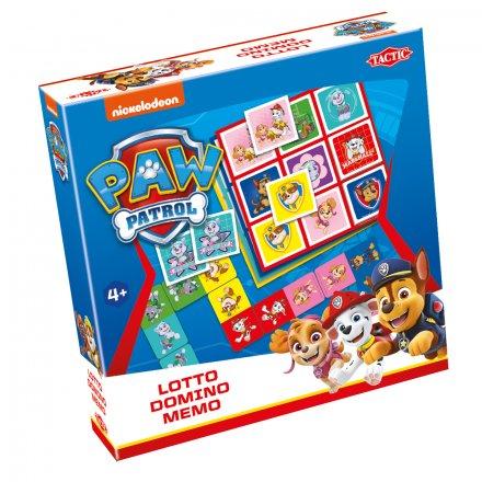 Ryhmä Hau 3-in-1 Lotto Domino Memo