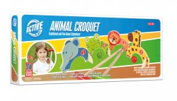 Croquet, animals