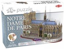 3D Palapeli Notre Dame de Paris