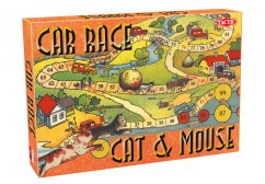 Nostalgy Game: Cat and Mouse / Car Race