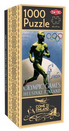 Come to Finland palapeli: Helsingin Olympialaiset - 1000 palaa