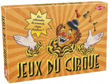Retro Game: Snakes & Ladders Circus game (FR)
