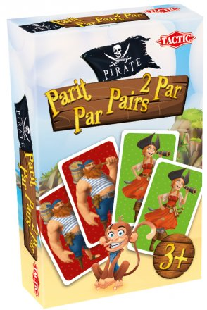 Pirate Pairs Card Game