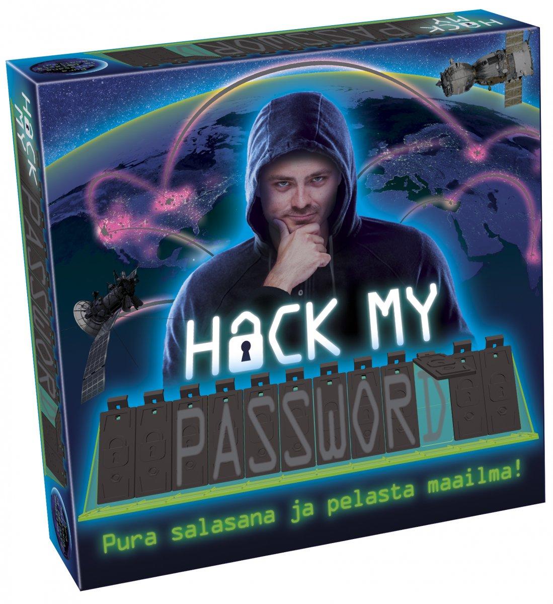 Hack my password