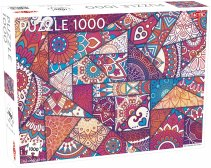 Puzzel Lovers' Special: Patchwork Patterns - 1000 stukjes
