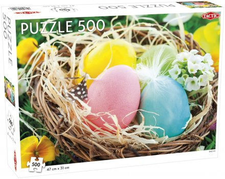 Puslespill 500 Easter