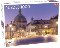 Puzzel Around the World, Nothern Stars: Amalienborg - 1000 stukjes