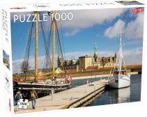Puzzel Around the World, Nothern Stars: Kronborg Castle - 1000 stukjes