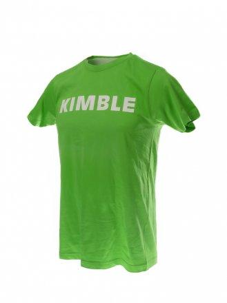 Kimble t-paita vihreä, koko L, unisex