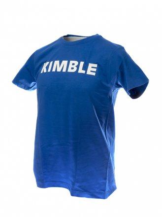 Kimble t-paita sininen, koko S, unisex