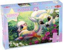 Lumo Stars Puzzle, In the Rose Garden