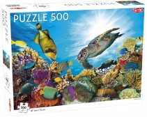 Puzzel Animals: Coral Reef - 500 pieces