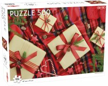 Puzzel Lover's Special: Christmas Presents - 500 stukjes