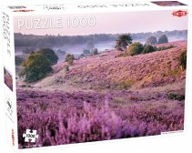 Pussel 1000 bitar Moors Covered in Heather