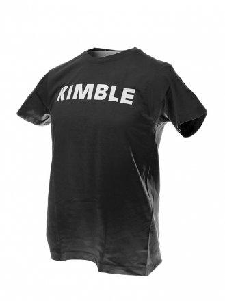 Kimble t-paita musta, koko XL, unisex